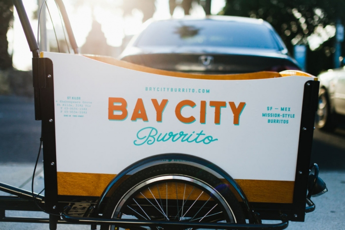 Bay City Burrito Logo